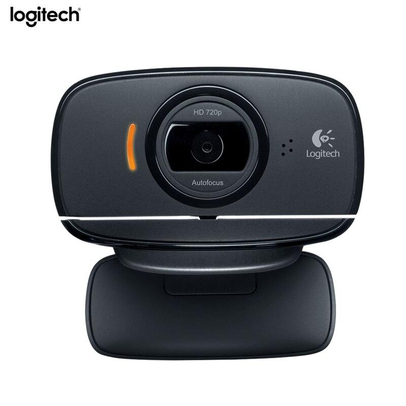 D'origine Logitech C525 USB Caméras Webcam HD 720 p Vidéo Mini Web cam Avec Microphone caméra web pour Ordinateur Portable webcams