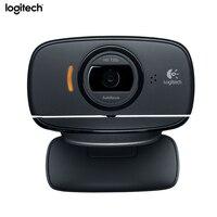 Original Logitech C525 USB Cameras Webcam HD 720P Video Mini Web cam With Microphone web camera for Computer Laptop Webcams