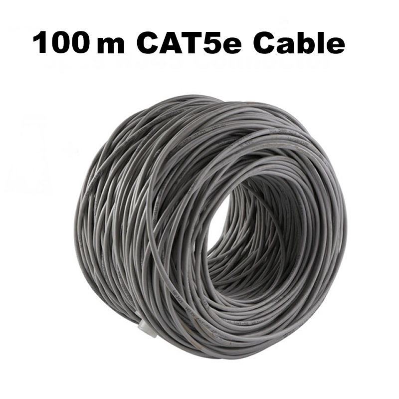 Network Cable CAT5e 100 metersNetwork Cable CAT5e 100 meters