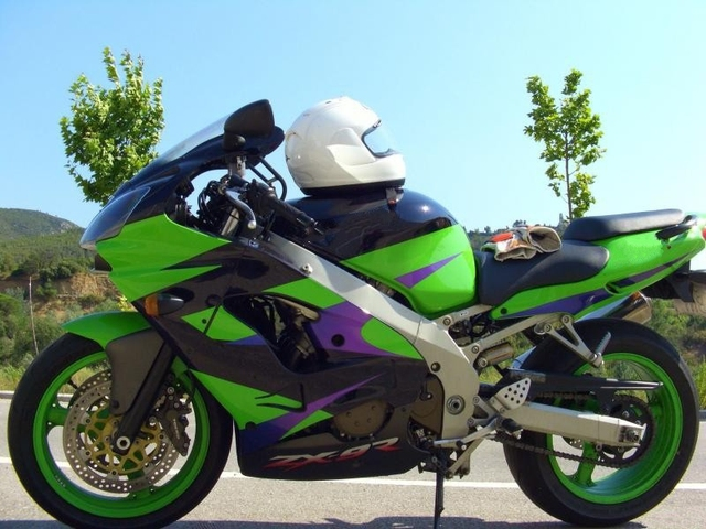 us $285 2 8% off custom free full fairing kit for kawasaki zx9r 2002 2003 green purple aftermarket fairings bodywork ninja zx 9r 02 03 yh11 in covers 2000 Zx9r Custom