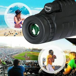 Image 5 - 40X60 HD זום משקפת משקפת חיצוני נסיעות טרקים יכול לשמש עבור מצלמה טלפון עדשת HD משקפת עבור iPhone Huawei