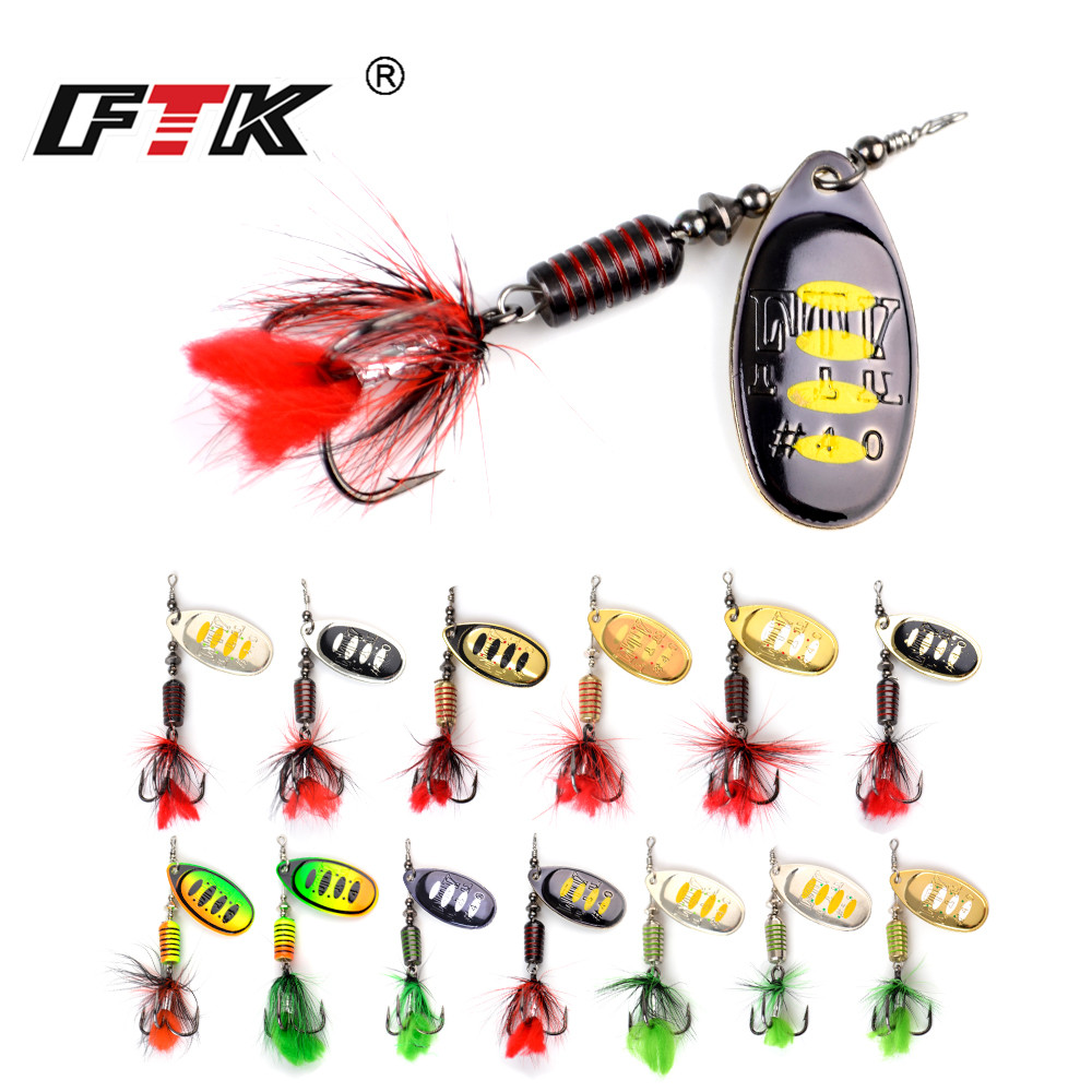 Village Tackle Squirrel Red Feather Bronze Fishing Treble Hooks Size 2 20pcs