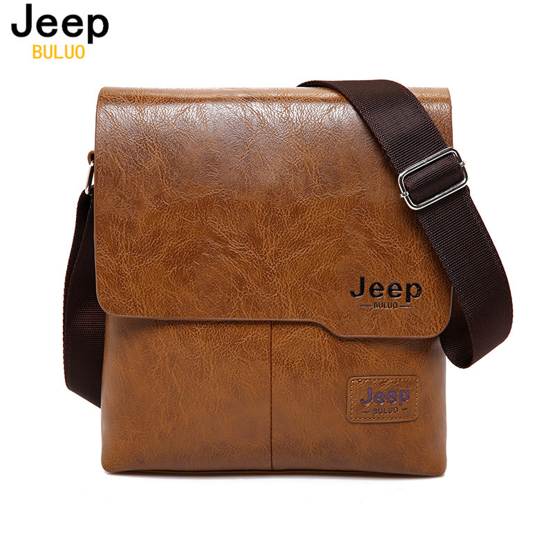 2016 New Man Leather Messenger Bag Male Cross Body Shoulder Business Bags For Men JP1505
