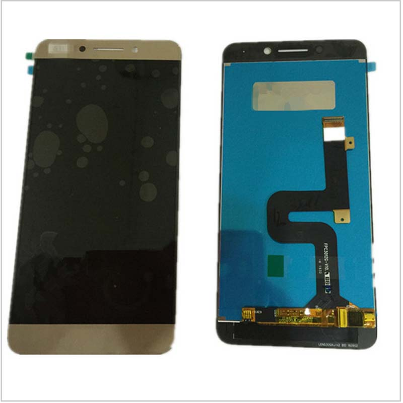 imágenes para Oro 100% Nuevo 5.5 pulgadas de Pantalla LCD Full + Digitalizador de Pantalla Táctil asamblea Para LeTV LeEco Le X720 Pro3 Pro 3 Envío Libre