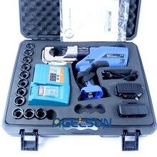 IGeelee EZ-400 Питание от батареи медный провод терминал щипцы плоскогубцы для прессования 16-400мм2 с высоким качеством