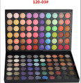 120 Colors Professional Eyeshadow Palette Eye Shadow Make Up Fashion Makeup Color Cosmetics Palette Free DHL Shipping