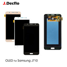 цены на OEM OLED AMOLED For Samsung Galaxy J710 J7 2016 J710F J710FN J710MJ710H LCD Display Touch Screen Digitizer Assembly  в интернет-магазинах