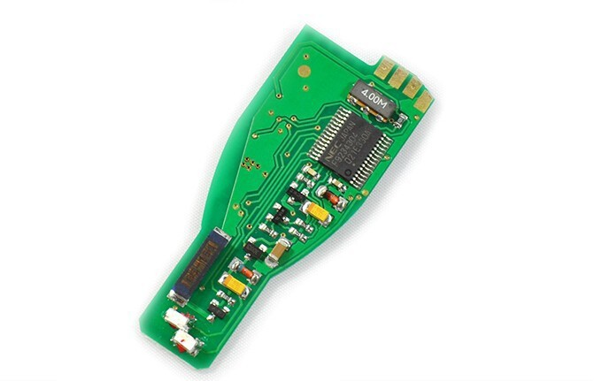 Smart Remote Key for Mercedes-6