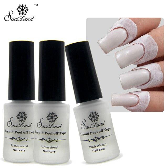 Saviland 1pcs Finger Skin Protected Glue Tear Skin Cream Nail Glue ...