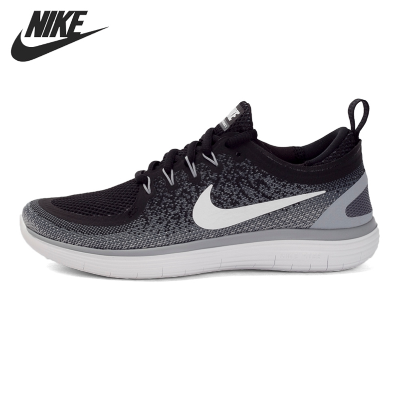 Original New Arrival 2017 NIKE  WMNS NIKE FREE RN DISTANCE 2 Womens Running Shoes Sneakers
