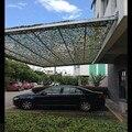 5 м * 6 м автомобильные чехлы для палаток армейские военные камуфляжные сетчатые автомобильные чехлы тенты от солнца тенты для палаток Filet ка...