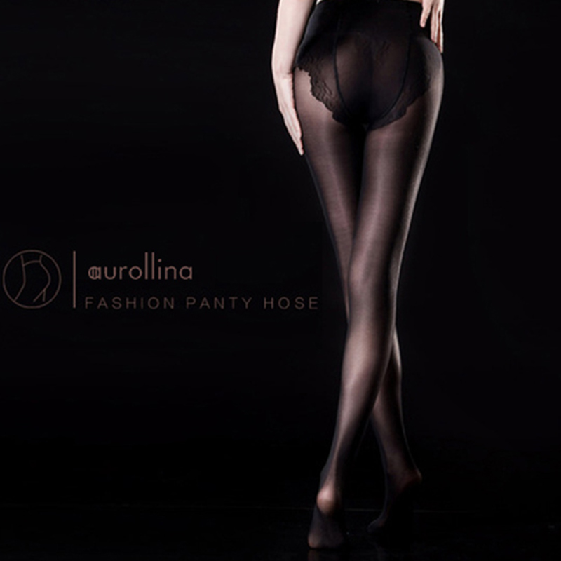 Semi-Opaque Support Pantyhose 40D Compression Panythose 6030 (4)