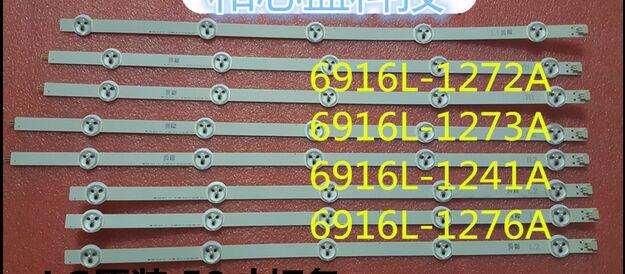 Para lg 50ln5400-ca 6916l-1276a 6916l-1273a 6916l-1272a 6916l-1241a sung wei 55v0 e74739 94v-0 50 polegadas