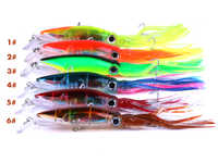 HENGJIA squid fishing lures