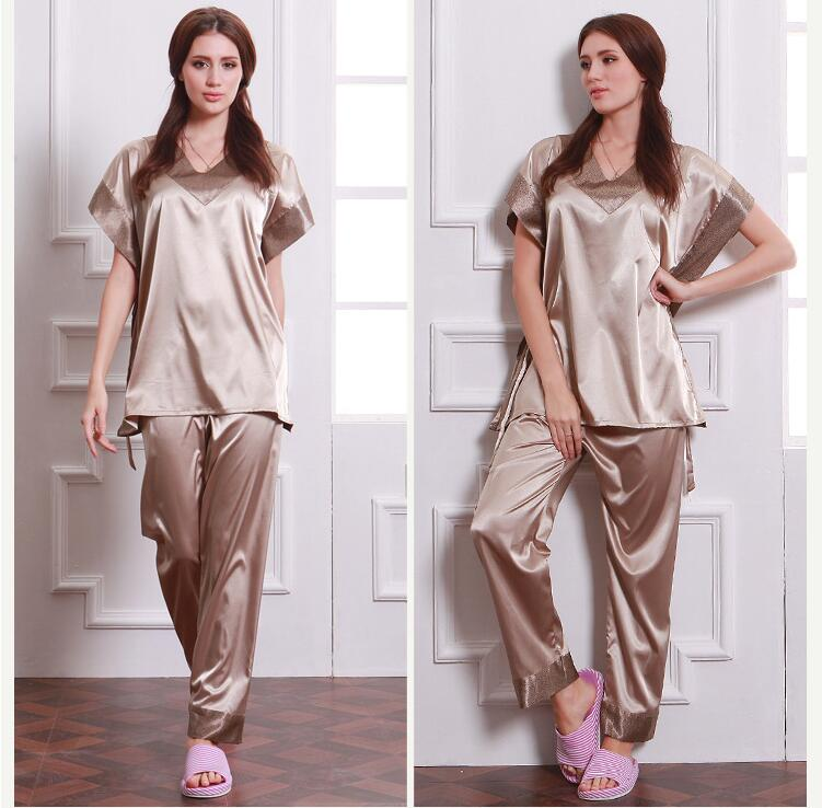 Popular Womens Silk Suits-Buy Cheap Womens Silk Suits lots from ...