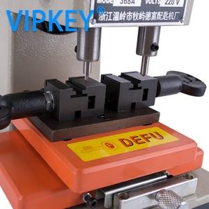 Image 5 - DEFU 368A dikey 220V anahtar kesme kopya çoğaltma makinesi bazı kapı anahtar ve araba anahtarları çilingir tedarikçisi araçları