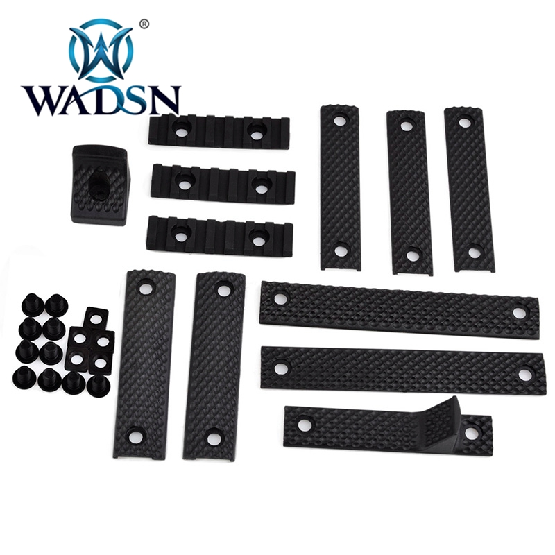 WADSN Airsoft URX 3 & 3.1 Deluxe Panel Kit Hand Stop Rails Cover Softair Protector MP02053