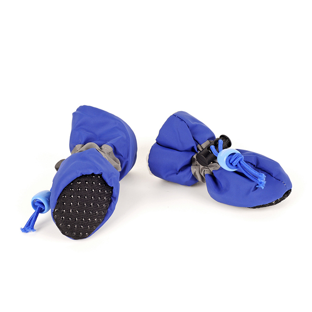 Colorful Waterproof Dog Shoes