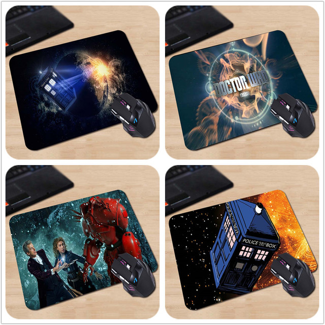 Doctor Who Mouse Pad