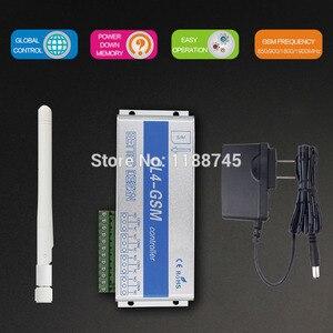 Image 3 - LPSECURITY GSM SMS Controller CL4 GSM SENSOR ไร้สายระยะไกลด้วยกล่องอลูมิเนียม 4 รีเลย์ 3M เสาอากาศอุปกรณ์เสริม