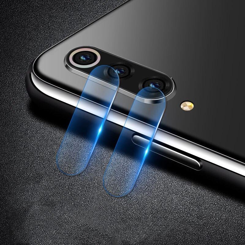 2pcs Camera Len Glass Film For Xiaomi Mi A3 Camera Tempered Glass Protector Screen Protector For Xiaomi MIA3 Lite CC9 CC9e