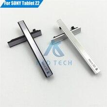 Оригинальный новый порт зарядки USB обложка + Micro SD порт + сим-карты порт слот пыли разъем для Sony Tablet Z2 SGP541CN/b SGP512CN/w