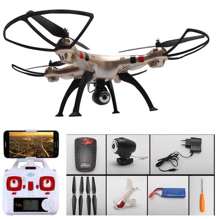 <font><b>SYMA</b></font> X8HW 4CH 6-Axis FPV RC Quadcopter Drone with WIFI Camera 2.4G Headdless Mode One Key Return <font><b>Syma</b></font> <font><b>X8W</b></font> Upgrade