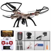 SYMA X8HW 4CH 6-Axis FPV RC Quadcopter Drone with WIFI Camera 2.4G Headdless Mode One Key Return Syma X8W Upgrade