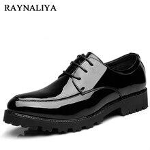 Sommer Männer Klassische Business Leder Schuhe Kleid Schuhe Herrenschuhe Bullock Geschnitzte Schuhe Casual