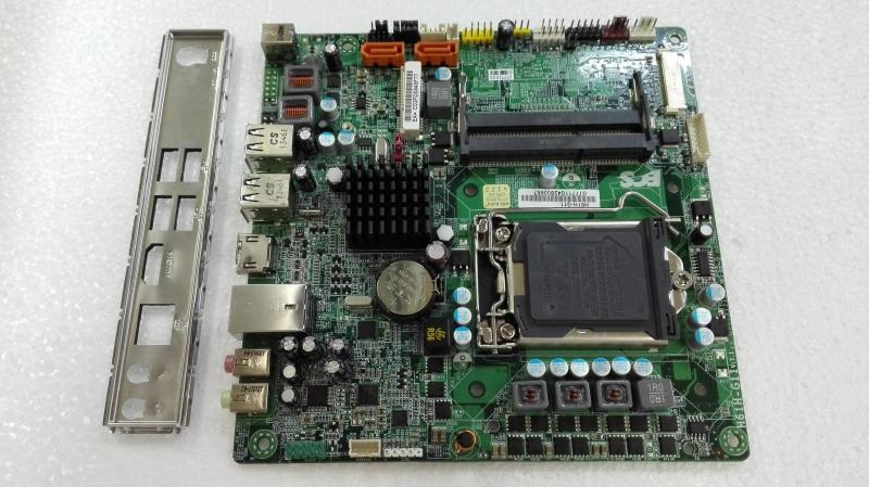 ECS H61H G11 original motherboard Socket LGA 1155 DDR3 for i3 cpu Mini ITX Desktop Motherboard
