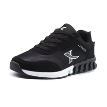Men Casual shoes Fashion Walking Lightweight Female Male Footwear Comfortable Mesh Breathable Cheap Sales Low top