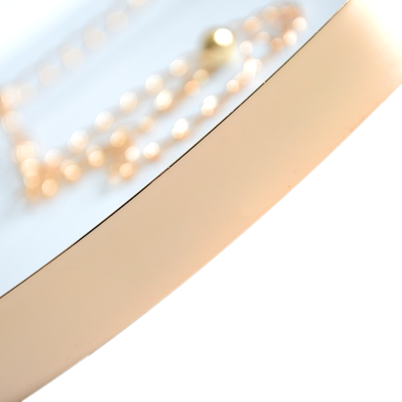 Fashion Women Belt Full Metal Plate Chain Belt Gold Corset for Women Summer Dress Bride & bridesmaid belt Shinny as Mirror