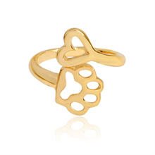 'Always By My Heart' Adjustable Ring