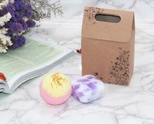 Buy 120g bath bombs100g handmade soap aromatic scent moisturizing nourishing ingredients handmade gift sets gift Christmas Bath ball directly from merchant!