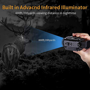 Image 3 - ZIYOUHU 5X Infrared Digital Night Vision Device Small Sized for Outdoor Viewing in the darkness Multi Function Hunting Monocular