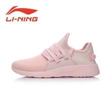 Li-Ning Women Shoes Sports Life Entrylist U300 Walking Shoes Leisure Li Ning Sports Shoes Breathable Sneakers GLKM102