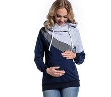 mama sweatshirts 2018 harajuku clothes gothic hoodies fashion streetwear pregnant baby oversized hoodie pink