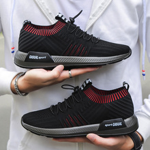 2019 Brand Summer Men Sneakers Breathable Mesh Men Casual Shoes comfort Sock Shoes Loafers Lightweight Shoes men Tenis Masculino jkpudun unisex summer breathable mesh men shoes lightweight sneakers men fashion casual male shoes brand designer mens loafers