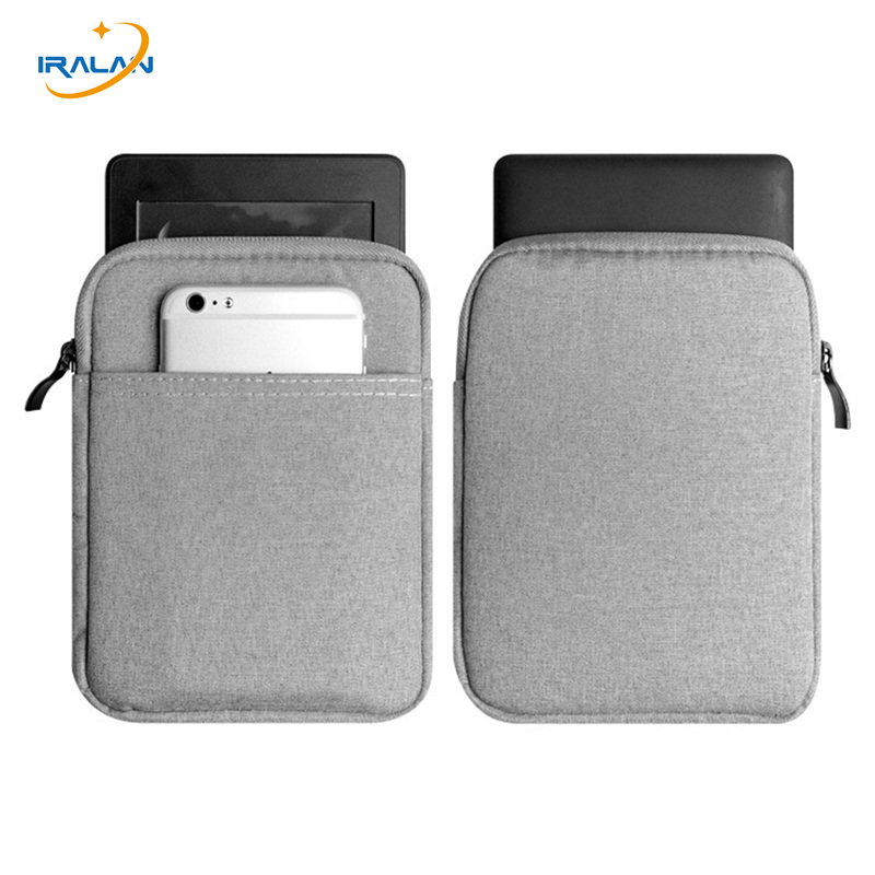 2017 new Soft protect universal 6 inch ebook bag case for Kindle Kobo Glo Aura Touch sony prs ONYX Boox c67ml kepler PocketBook onyx boox m92 атлант где в украине