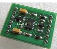 GY-29 module ADXL345 three-axis digital tilt angle sensor module to send code Gravity