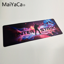 MaiYaCa Print Locking Edge Rubber Mousepads for Cs Go Counter Strike Mice Mat DIY Design Pattern Computer Gaming Cloud Mouse Pad