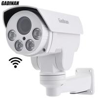 GADINAN 960P 1 3MP 2 8 12mm Auto Zoom WIFI PTZ Camera 4X Motorized Auto Foucus