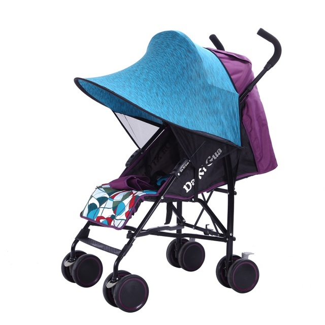 Strollers Car Seat Portable Baby Stroller Sunshade Canopy Cover for Prams Compatible Buggy Pushchair Pram Stroller  sc 1 st  AliExpress.com & Strollers Car Seat Portable Baby Stroller Sunshade Canopy Cover ...