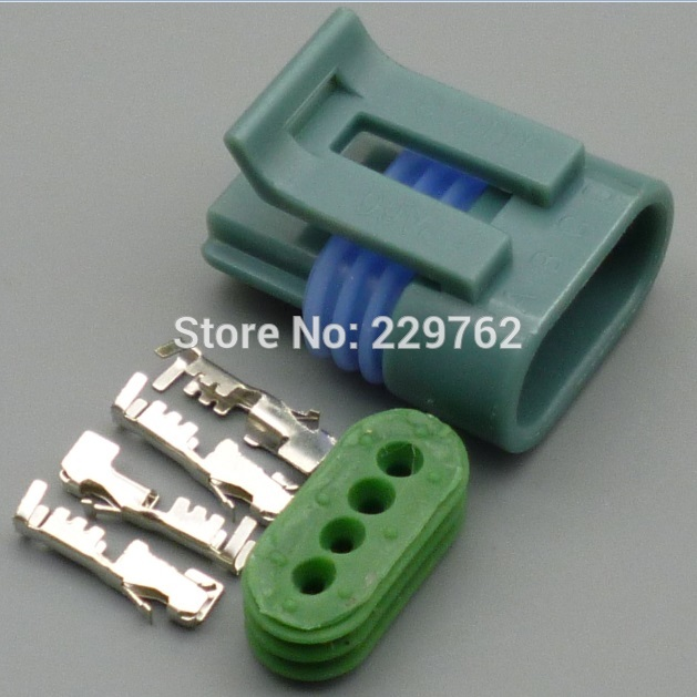 online get cheap 4 pin wiring harness aliexpress com alibaba group 10sets 4 pin 1 5mm car refit connector air intake pressure sensor plug auto wire harness