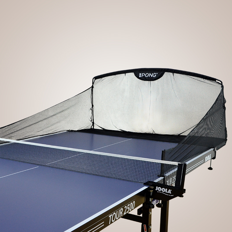 iPONG Original Table Tennis Ball Catch Net Carbon Graphite Ping Pong Ball Collecting Net for Robot