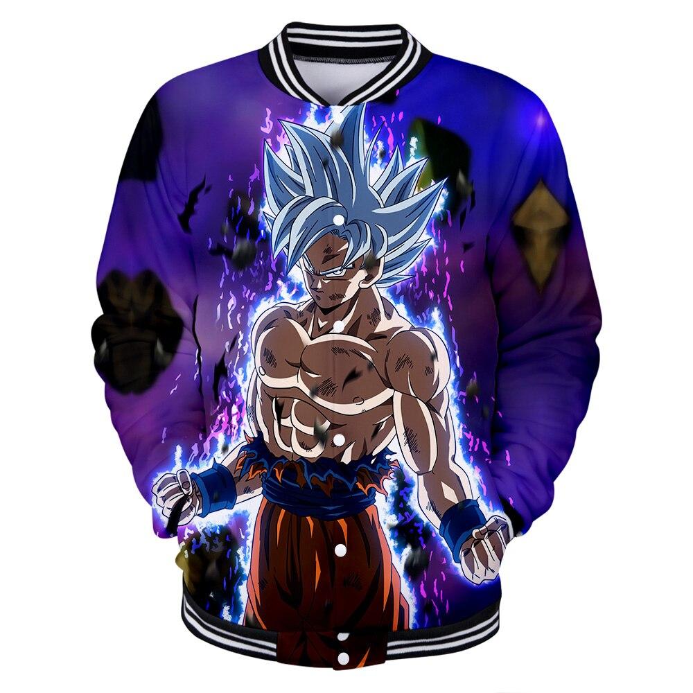 Dragonball Z Goku Streetwear Men/Women 34