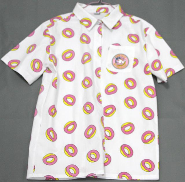 Donuts Short Sleeve