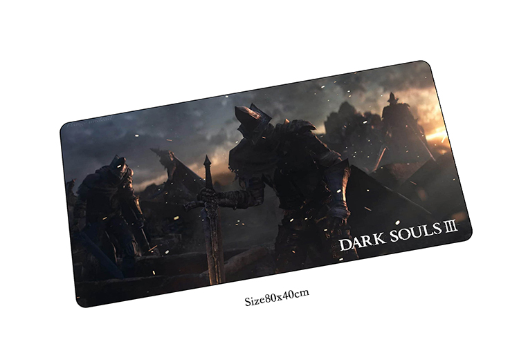 Dark Souls mouse pad cool gaming mousepad gamer mouse mat pad game computer size90x40cm desk padmouse laptop keyboard play mats