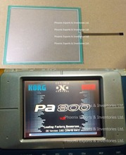 חדש לגמרי מגע מסך Digitizer עבור Korg PA800 10 חתיכות ירוק באיכות טובה 10PCS