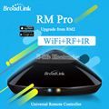Broadlink rm2 rm pro universal controlador de casa inteligente de automatización wifi + ir remoto inalámbrico + conmutador de rf a través de ios android casa inteligente